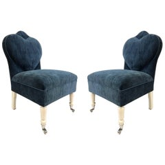 Pair of Our Custom Design Lounge Chairs