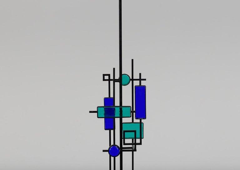 Danish Pair of Floor Lamps by Svend Aage Holm Sørensen For Sale