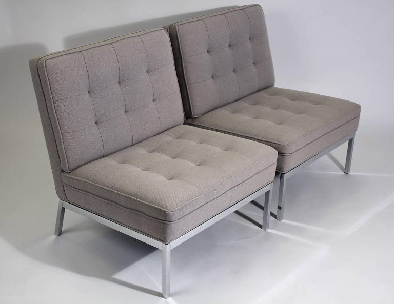 Beautiful pair of Florence Knoll