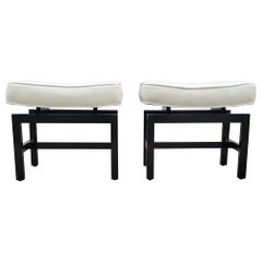 Pair of Footstools by Jens Risom