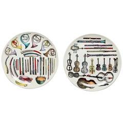 Porcelain Serveware, Ceramics, Silver and Glass