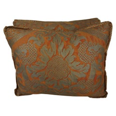 Pair of Fortuny Accent Pillows