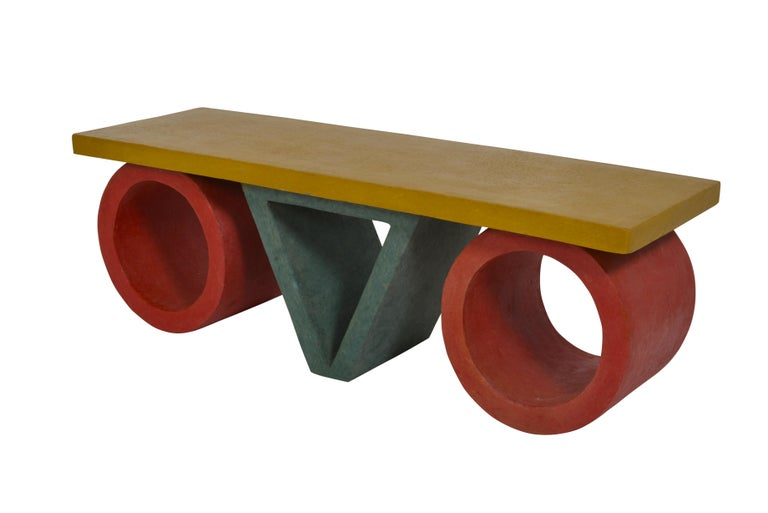Pair of French 1980s Resin Coffee Tables For Sale 1