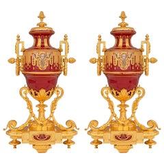 Louis XVI Urns