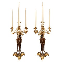 Neoclassical Candle Holders