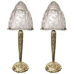 Art Deco Table Lamps