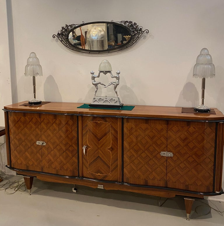 Pair of French Art Deco