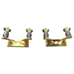 Pair of French Deco Sconces