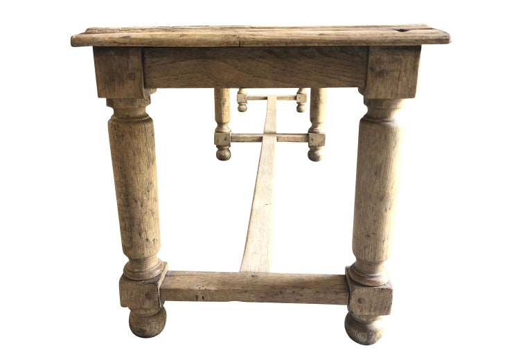 Pair of French Early 20th Century Benches For Sale 6