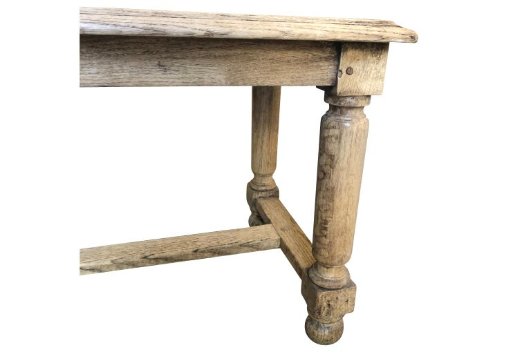 Pair of French Early 20th Century Benches For Sale 4