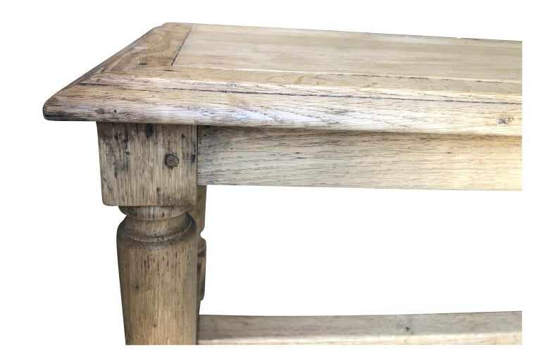 Pair of French Early 20th Century Benches For Sale 5