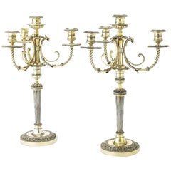 Empire Candle Holders