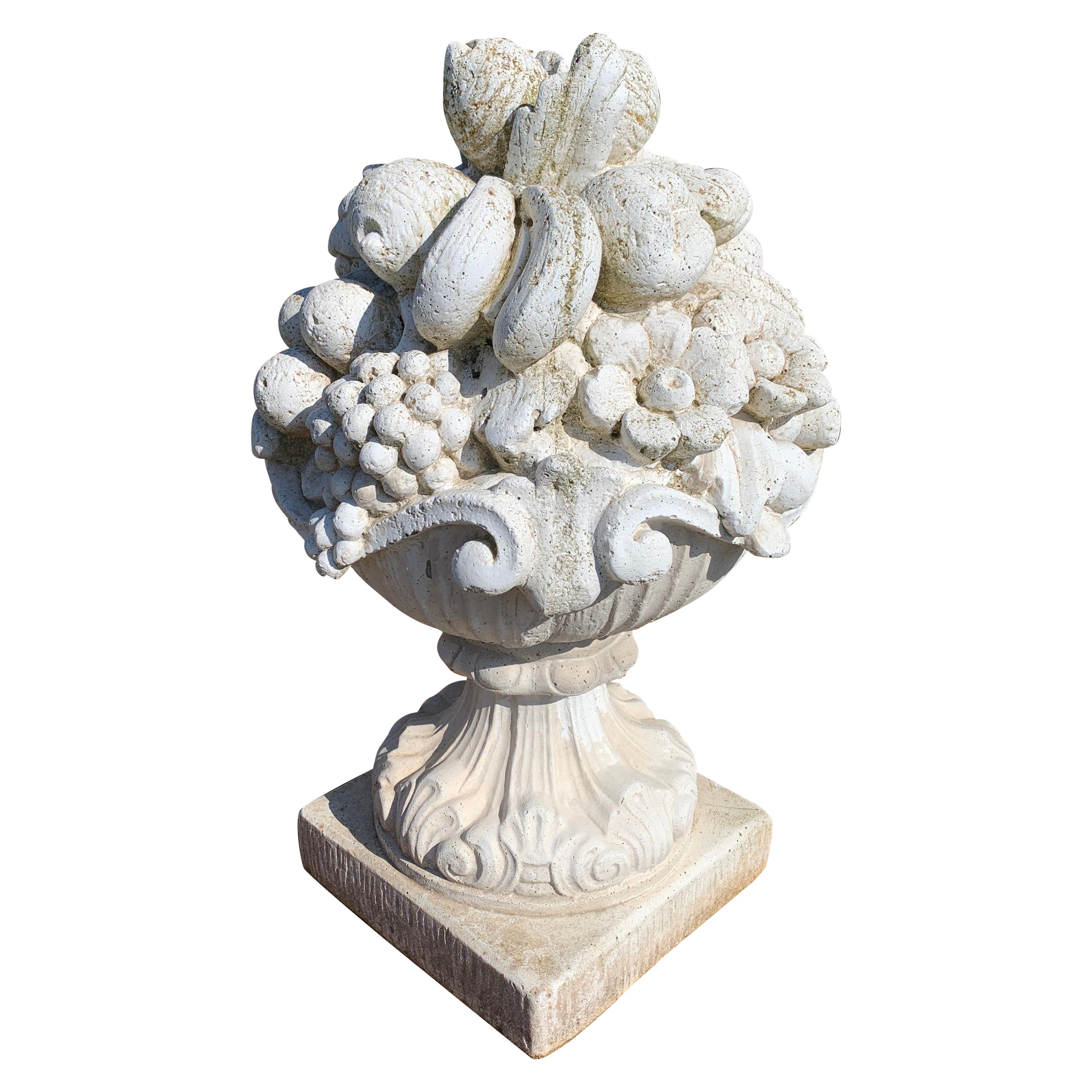 Pair of French Garden Statues