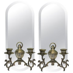 Pair of French Girandole