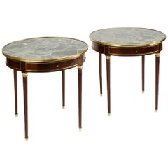 Pair of French Gueridon Tables, circa 1940