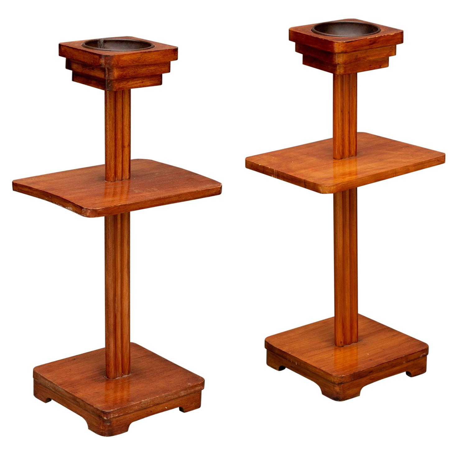 Pair of French Period Side Table