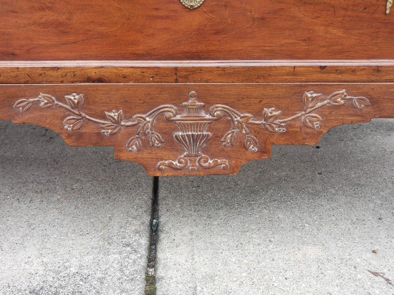 20th Century Pair of French Provencal Directoire Style Commodes For Sale