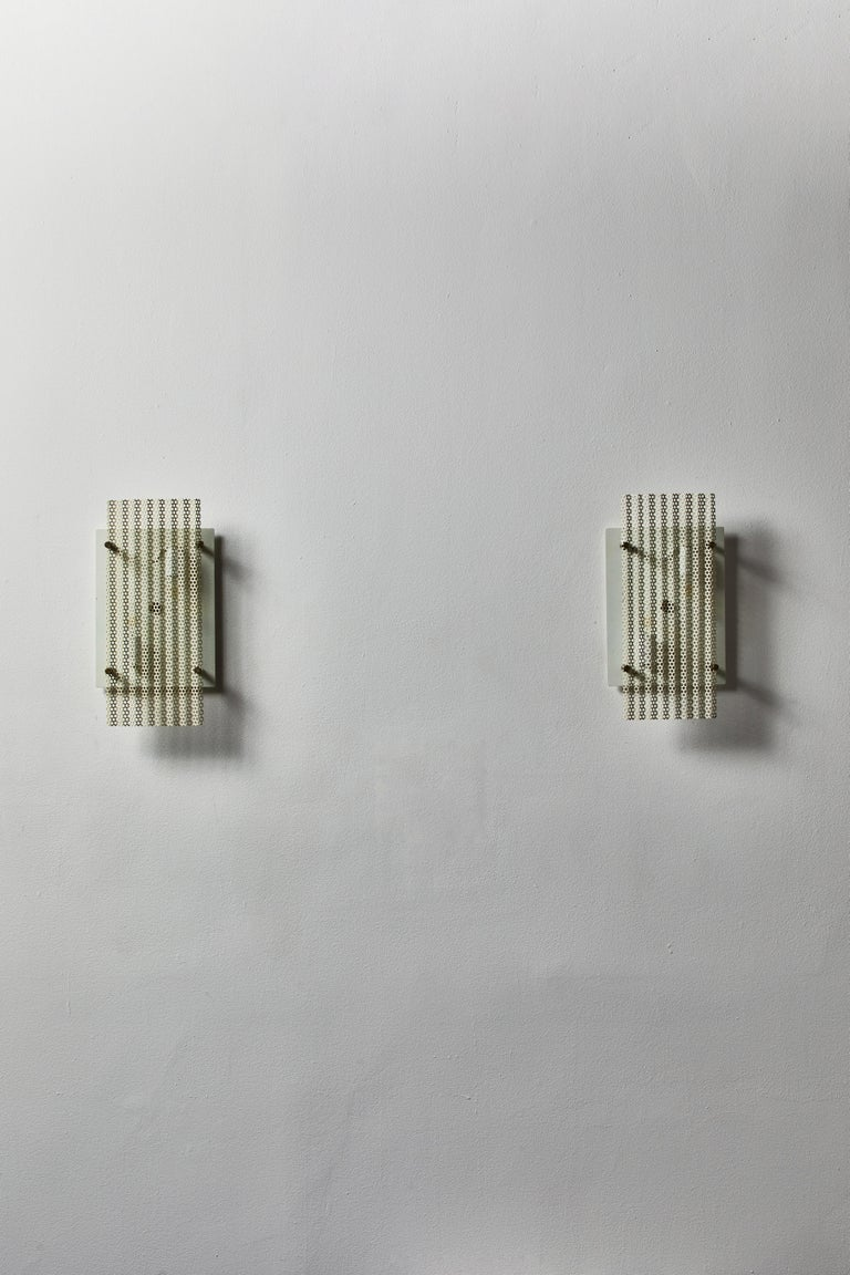 Pair of French Sconces In Good Condition For Sale In Los Angeles, CA
