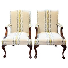Pair of Gainsborough Style Chairs