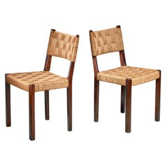 Pair of Gemla Chairs, Sweden, 1930s