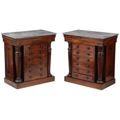 Pair of George IV Cabinets