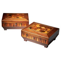 George IV Boxes