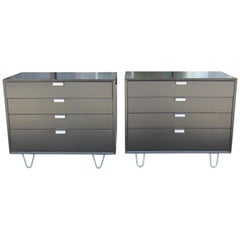Pair of George Nelson Cabinets for Herman Miller