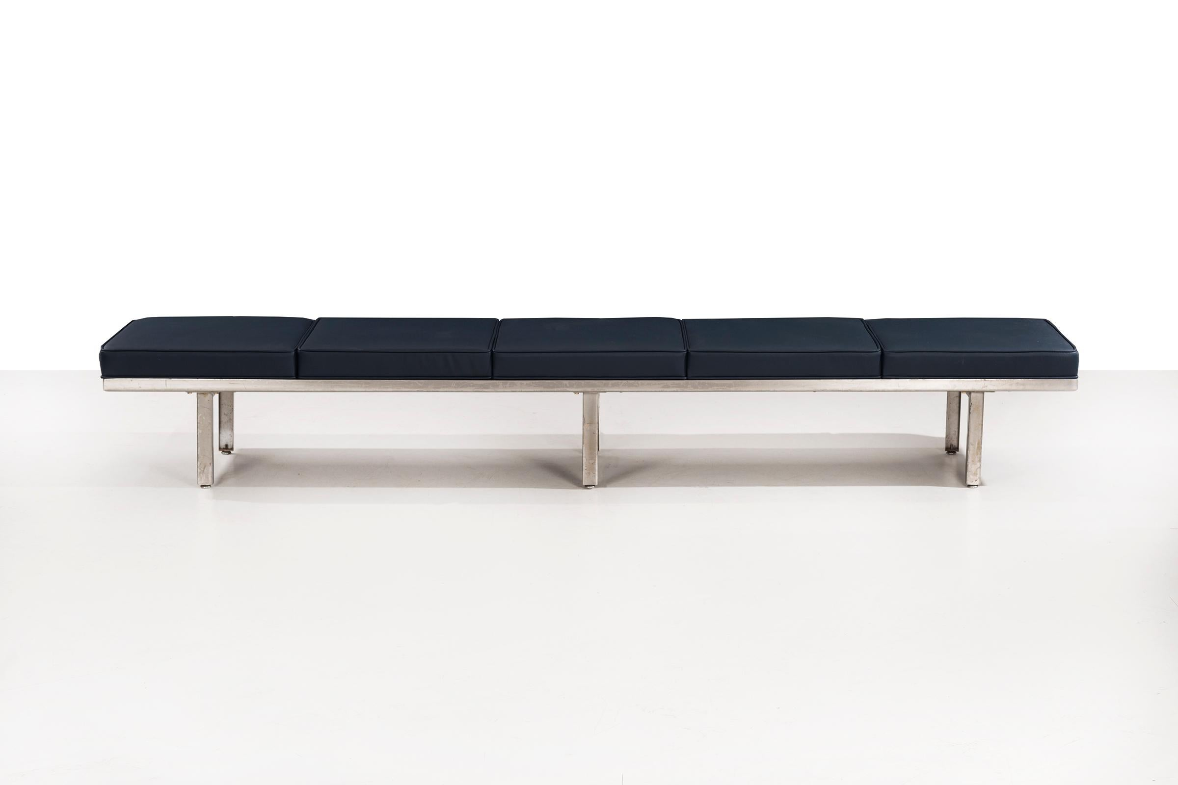 Brilliant Pair Of George Nelson Contract Benches At 1Stdibs Ibusinesslaw Wood Chair Design Ideas Ibusinesslaworg