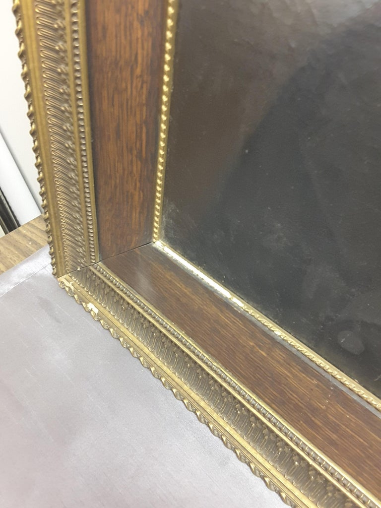 Pair of Georgian English Portrait Paintings by Rev. Ben Hudson Dated 1828 & 1829 For Sale 3