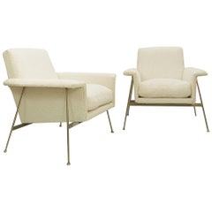 Pair of Geroges Coslin Armchairs