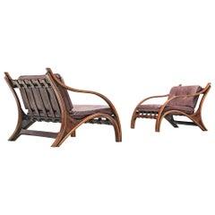 Pair of Giampiero Vitelli Chairs
