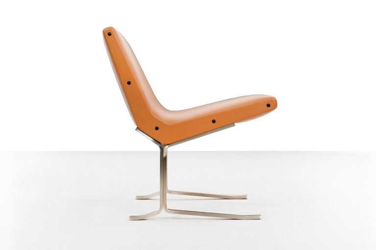 Pair of Gianni Moscatelli Lounge Chairs For Sale 1