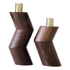 Pair of Ginga Vases by Gustavo Dias