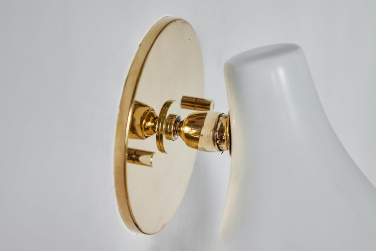 Pair of Gino Sarfatti Model #10 Sconces for Arteluce For Sale 6