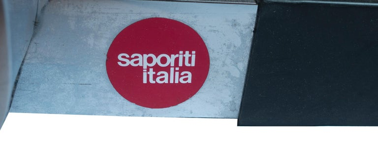 Italian Pair of Giovanni Offredi for Saporiti