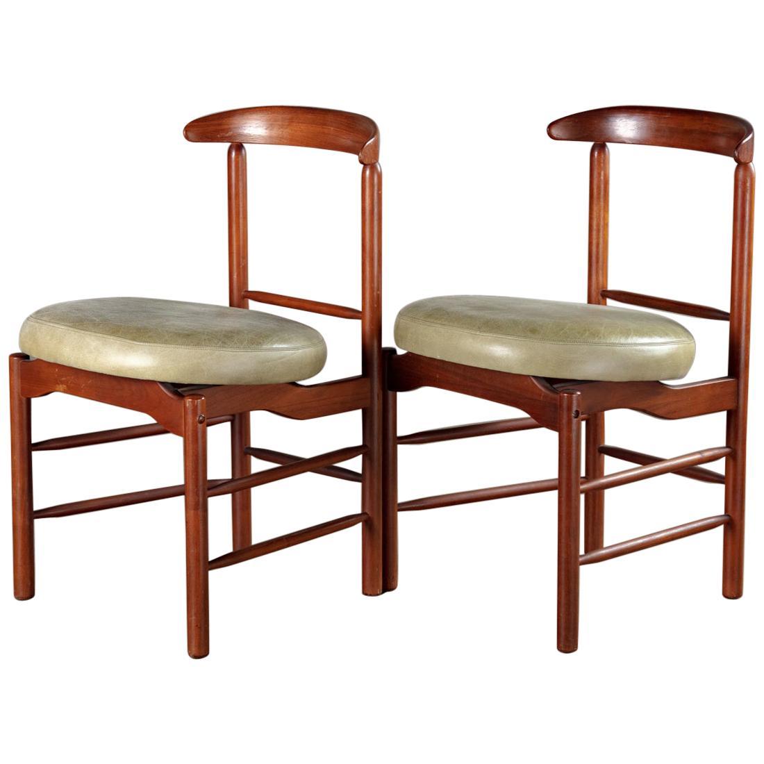 Pair of Glenn of California Dining Chairs