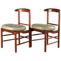Pair of Glenn of California Dining Chairs