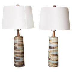 Pair of Gordon and Jane Martz Lamps