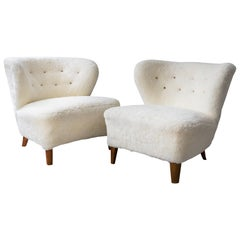 Pair of Gösta Jonsson Chairs