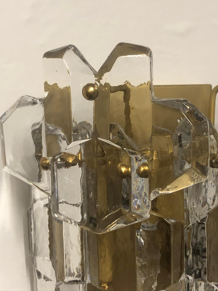 Glass Pair of Grand J.T. Kalmar