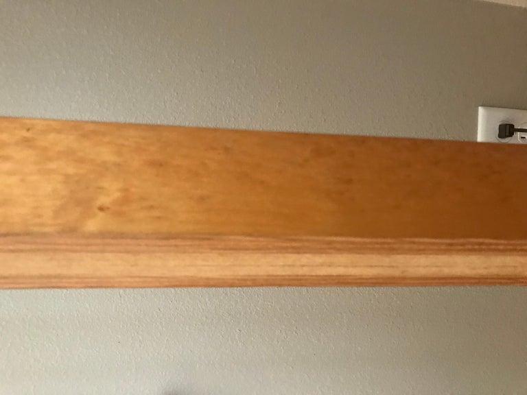 Late 20th Century Pair of Gregory Van Pelt Gehry 1970s Floor Lamps For Sale