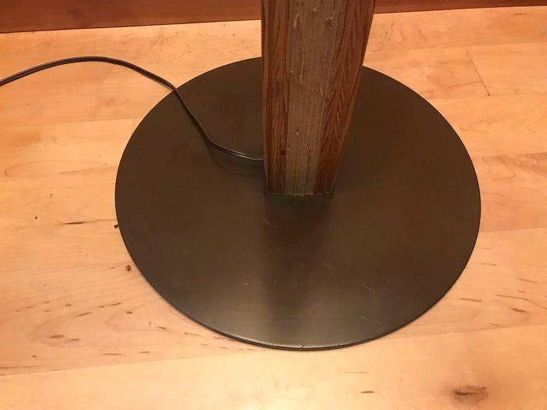 Pair of Gregory Van Pelt Gehry 1970s Floor Lamps For Sale 1