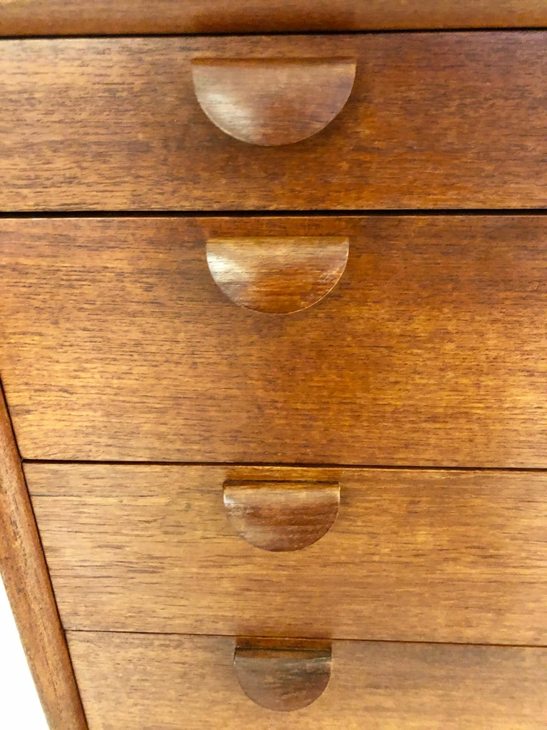 Pair of Grete Jalk Chest of Drawers In Good Condition In Hudson, NY