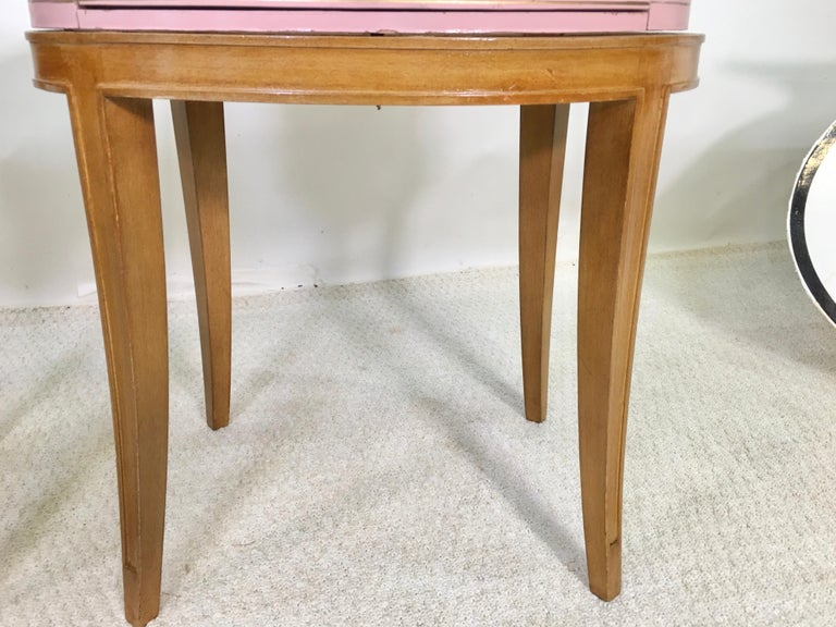 Pair of Grosfeld House Night Tables For Sale 7