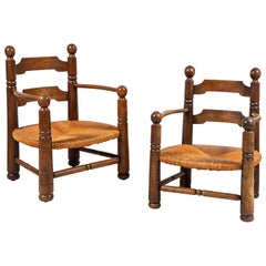 Pair of Hamam Armchairs