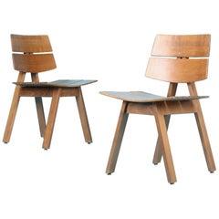 Pair of Hans Anliker Chairs