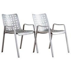 Pair of Hans Coray Landi Chairs