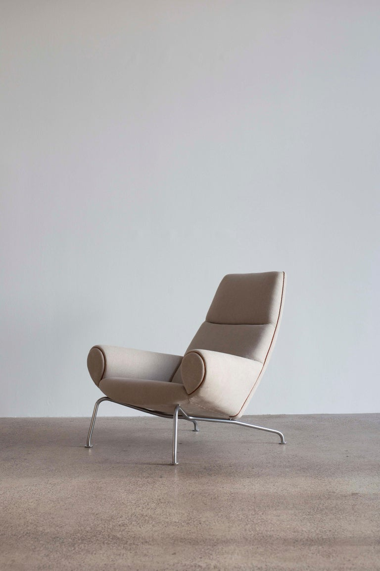 Pair of Hans J. Wegner Ox Chairs, Edition AP Stolen, 1960 For Sale 3