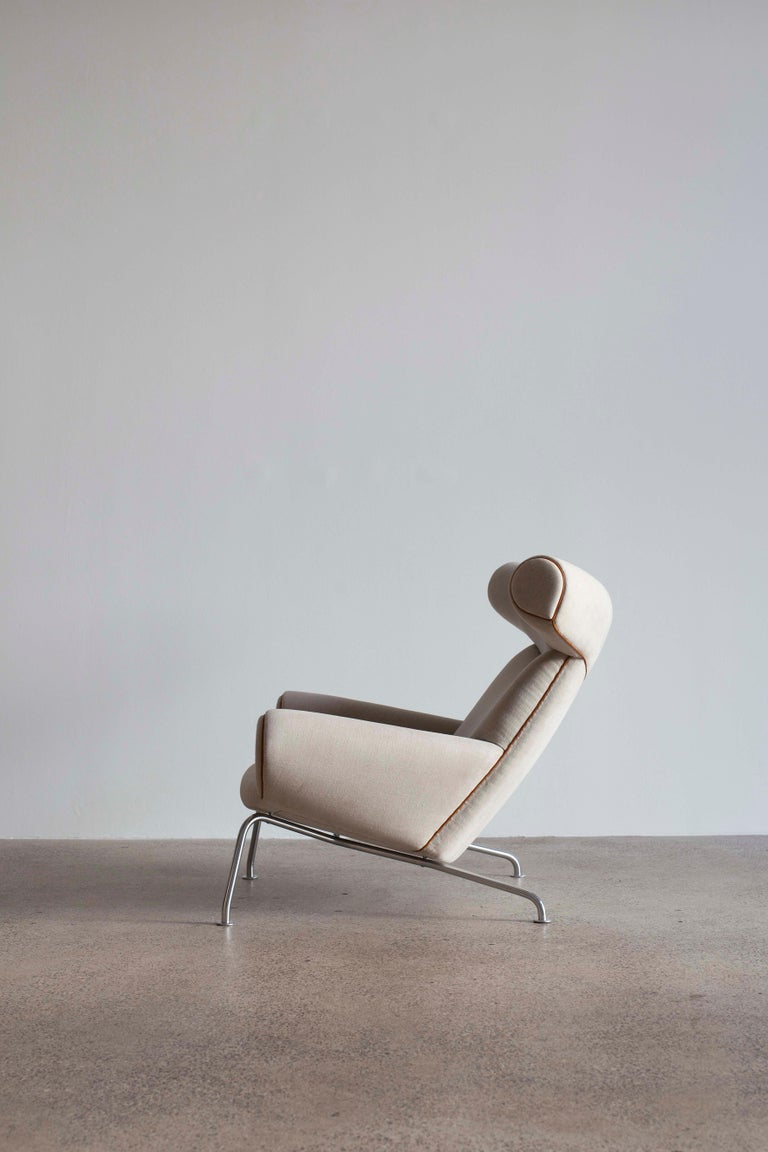 20th Century Pair of Hans J. Wegner Ox Chairs, Edition AP Stolen, 1960 For Sale