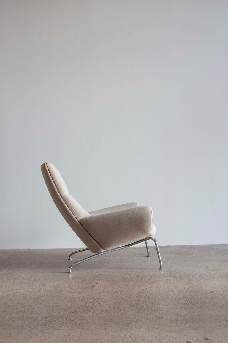 Pair of Hans J. Wegner Ox Chairs, Edition AP Stolen, 1960 For Sale 1